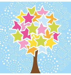 Star tree vector