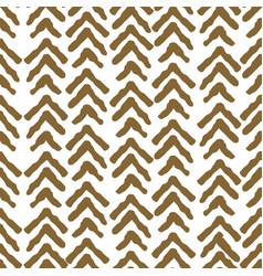 Herringbone rough gold color seamless vector