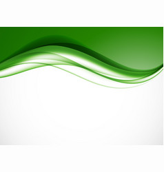 Abstract smooth light design background vector