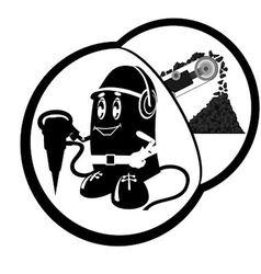 Miner vector image