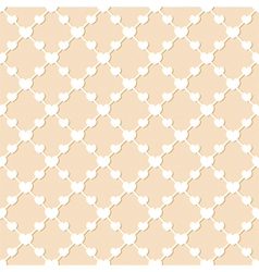 Romantic abstract seamless pattern background vector