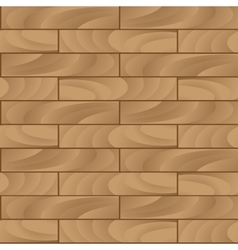 Seamless wood texture brown vector