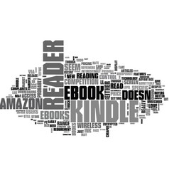 What you should know about the new amazon kindle vector