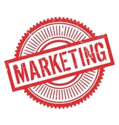 Marketing stamp rubber grunge vector