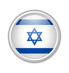 Israel badge vector