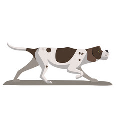 Pointer minimalist image vector