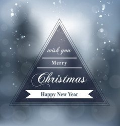Merry christmas design 2 vector