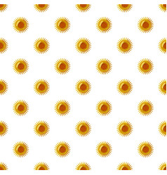 virus or bacteria pattern vector image vector image
