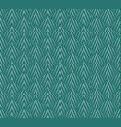 seamless abstract geometric vector image vector image