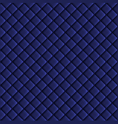 Shiny fabric rippled texture blue color silk vector