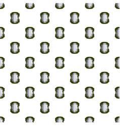 Knee pad pattern vector