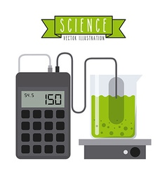 Science concept vector