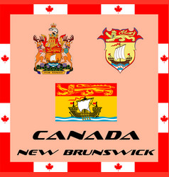 official government elements of canada - new vector image vector image