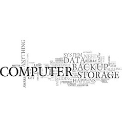 What you should know about your data backup vector
