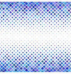 Square pattern background - from squares in blue vector