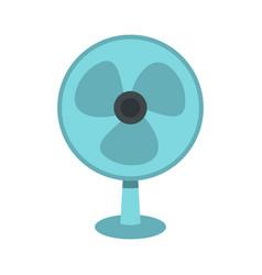 ventilator icon flat style vector image vector image