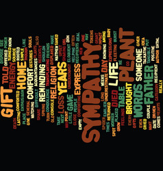 At a loss for words text background word cloud vector