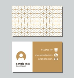 Businessman card9 resize vector image vector image