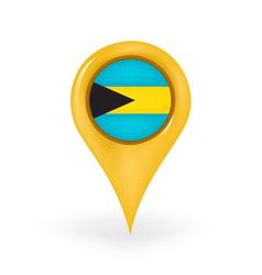 Location bahamas vector