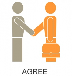 Agree sign vector