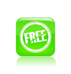 free icon vector image vector image