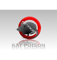Rat poison vector