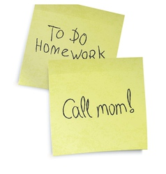 Call mom reminder vector
