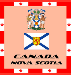 Official government elements of canada - nova vector