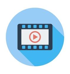 Video icon vector image vector image