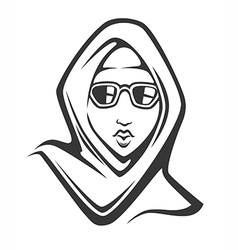 Fashion arabian vector