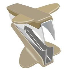 antistapler vector image