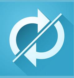 Arrows symbol vector