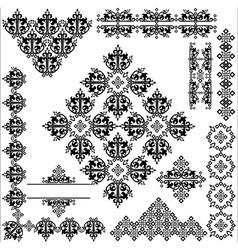 Islamic border set version vector