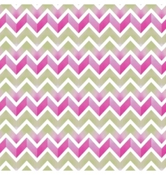 Watercolor zigzag pattern vector