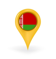 Location belarus vector