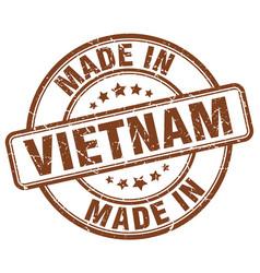 Made in vietnam vector