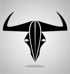 Taurus Sign vector image vector image