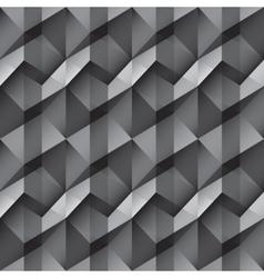 White triangular background vector