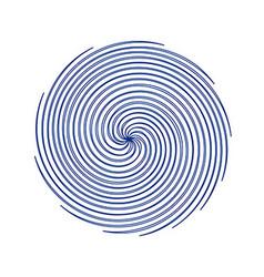 Geometric vortex vector