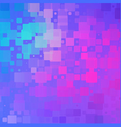 Blue purple magenta pink turquoise glowing vector