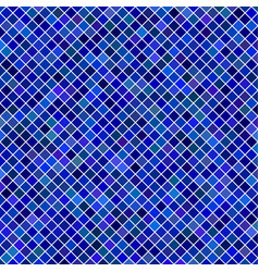 Blue square pattern background from squares vector