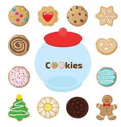 Cookiejar vector