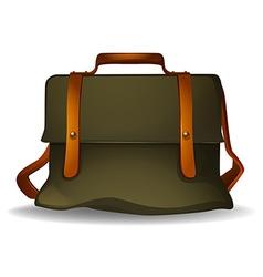 Retro Bag vector image
