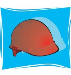hard hat vector image