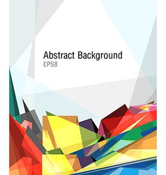 abstract design 2 380 vector image