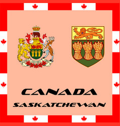 Official government elements of canada - vector