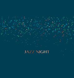 concept sky night stars pattern vector image