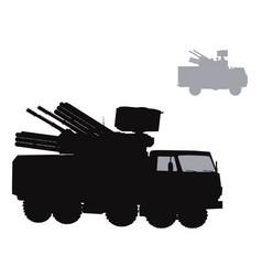 warfare vector image vector image