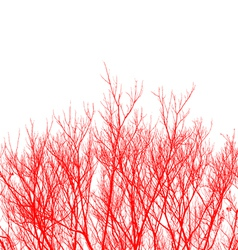 Abstract Twigs vector image vector image