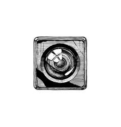 plenoptic camera vector image vector image